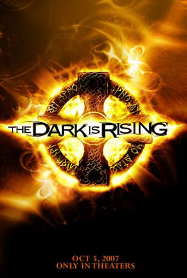 Póster de The Dark is Rising